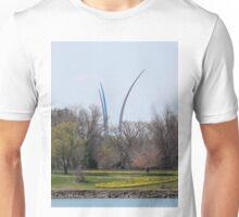 Air Force Memorial Unisex T-Shirt