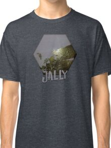 JALLY - GOLD SPOOTS Classic T-Shirt