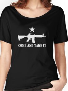 2nd Amendment - Come and Take It Women's Relaxed Fit T-Shirt