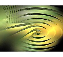 Solar Rings Photographic Print