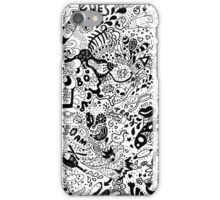 cute graphite  iPhone Case/Skin