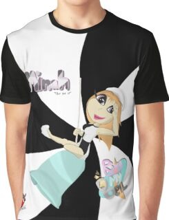 Minah - Ring My Bell Graphic T-Shirt