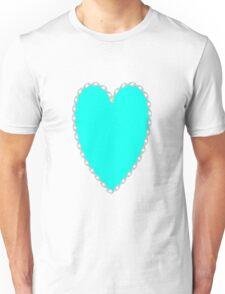 0686 Turquoise Blue Unisex T-Shirt