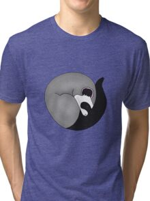 Suppi the Ferret Tri-blend T-Shirt