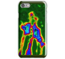 THE STANDING ALIENS iPhone Case/Skin