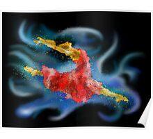 Danerossia V1 - the dance Poster