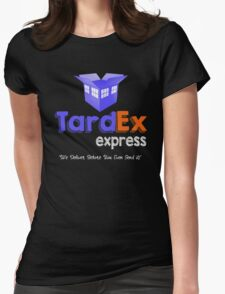 Tardex Express Womens Fitted T-Shirt