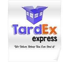 Tardex Express Poster