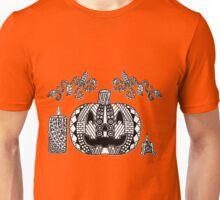 Untitled Jack-o'-lantern Unisex T-Shirt