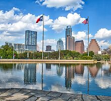 Austin Skyline from Event Center by Tod and Cynthia Grubbs
