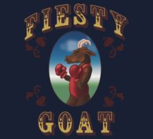 Fiesty Goat by Ejpokst
