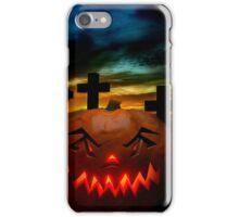 Halloween Fright Night iPhone Case/Skin
