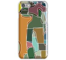 divisions of labour iPhone Case/Skin