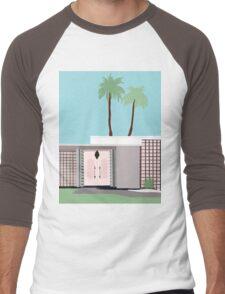 Palm Springs 1 Men's Baseball ¾ T-Shirt
