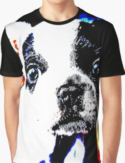 Bully Pup Graphic T-Shirt