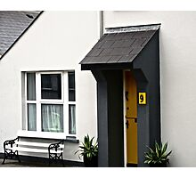 No. 9 - a house in Clonmany, Donegal, Ireland Photographic Print
