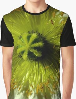 Poppy's centre Graphic T-Shirt