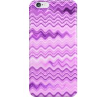 Purple Background - Colorful Patterns iPhone Case/Skin