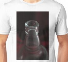 The empty bottle Unisex T-Shirt