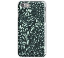 Lush Leaves - Repeating Seamless Pattern iPhone Case/Skin