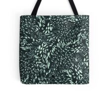 Lush Leaves - Repeating Seamless Pattern Tote Bag