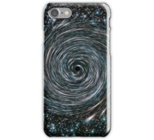 Black Hole Star Cluster Photo iPhone Case/Skin