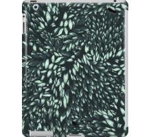 Lush Leaves - Repeating Seamless Pattern iPad Case/Skin