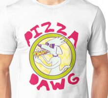 Pizza Dawg Unisex T-Shirt
