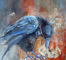 The Court Reporter (from A Murder of Crows Series) by bevmorgan
