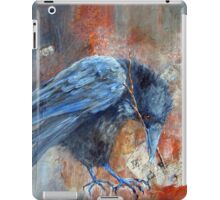The Court Reporter (from A Murder of Crows Series) iPad Case/Skin