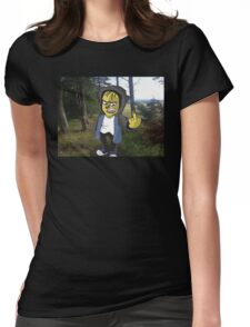 Urban to Rural Womens Fitted T-Shirt