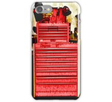 Tool Box iPhone Case/Skin