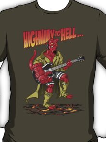 Highway to hell(boy) T-Shirt