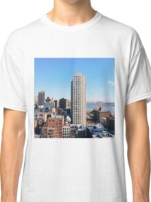 Tower view Classic T-Shirt