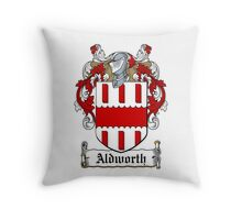 Aldworth (Co, Cork) Throw Pillow