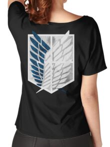Survey Corps Women's Relaxed Fit T-Shirt