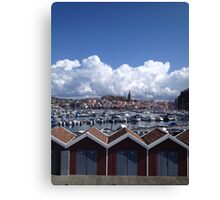 Sweden Canvas Print
