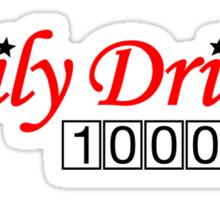 Daily Driven (5) Sticker
