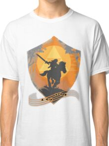 Legend of Zelda: Ocarina of Time - Epona's Song Classic T-Shirt