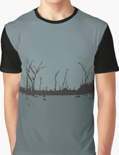 Floodscape Graphic T-Shirt