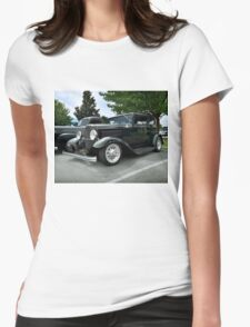 1932 Ford Womens Fitted T-Shirt