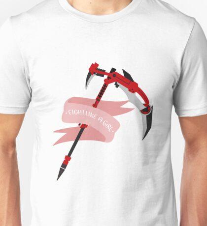 Crescent Rose Unisex T-Shirt