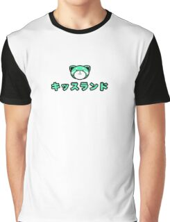 The Weeknd - Kiss Land  Graphic T-Shirt
