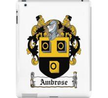 Ambrose (Dublin) iPad Case/Skin