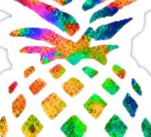 love for pineapples Sticker