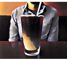 Requiem for Caffeine Photographic Print
