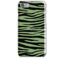 0663 Asparagus Tiger iPhone Case/Skin