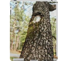 Moss-Covered Branch iPad Case/Skin