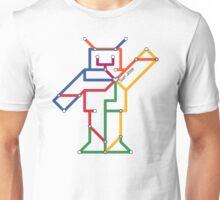 Robot: San Jose Unisex T-Shirt