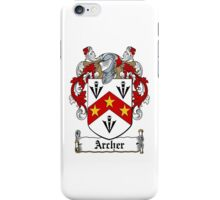 Archer (Kilkenny) iPhone Case/Skin